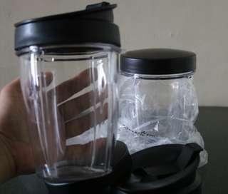 Spare personal blender bottle jumbo size