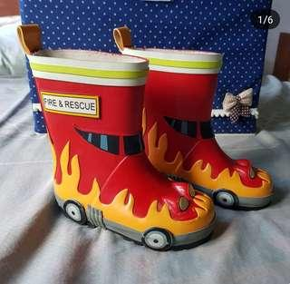 Fire & Rescue Boots