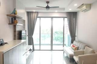 Newly Renovated! The Minton. 2bedrooms+study