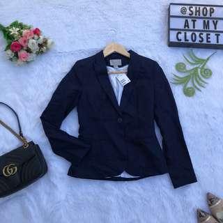 BNWT H&M Blazer (navy blue)