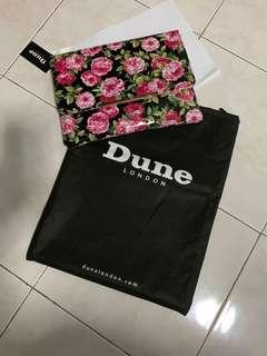ORIGINAL Dune London Floral Print Clutch #Dec50