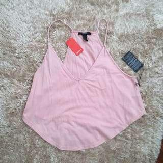 Forever21 blush cami top