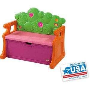 Little Tikes Lalaloopsy Toy Box, Toy Storage Benches