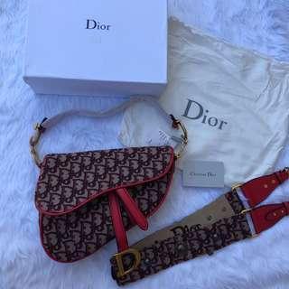 Authentic Quality Dior Saddel