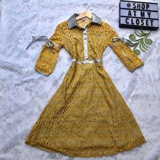 Lace Vintage Dress HQ