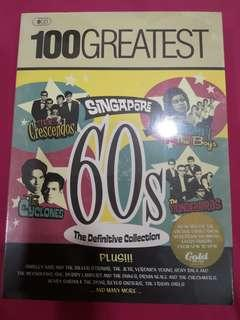100 greatest local hits in the 60's