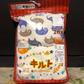🚚 日本純棉內衣2件組