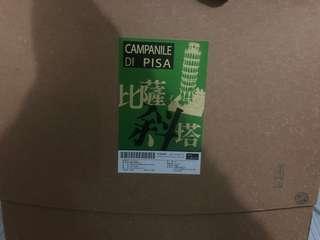 紙箱王-比薩斜塔