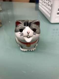 貓咪牛奶盛載器 milk jar