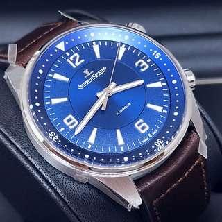 🚚 FS.BNIB JAEGER-LE COULTRE JLC POLARIS AUTOMATIC BLUE DIAL 41MM WATCH Q9008480