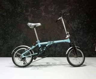 Japan folding bicycle