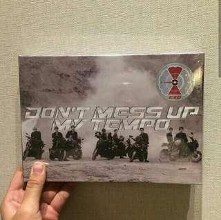 ( NEW SEALED ) EXO TEMPO ANDANTE VER ALBUM