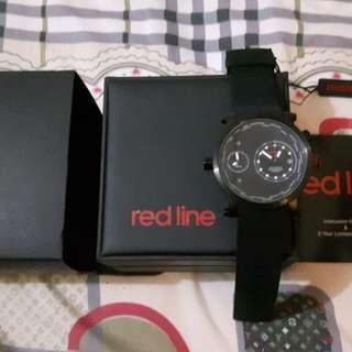 Jam Red Line