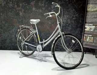 Japan used Bridgestone city bike