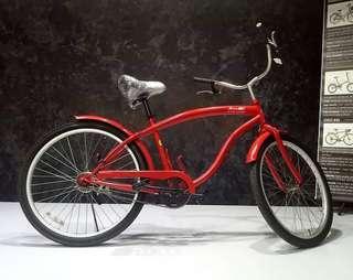 Genuine coca cola cruise bicycle