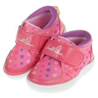ArnoldPalmer花朵印花桃紅色輕便鞋