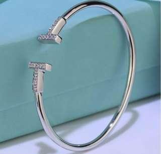 Tiffany T Bracelet