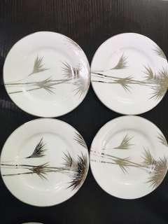 First China Plate Set