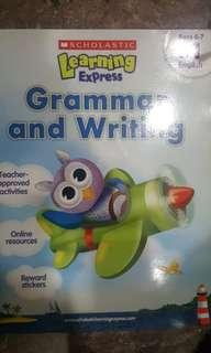 Learning E press Grammar and Writing
