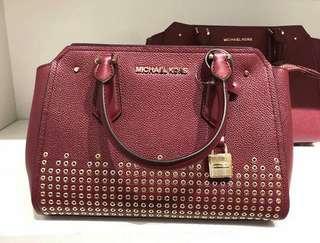 Michael Kors Hayes medium satchel