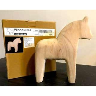 [LIMITED EDITION] Ikea FINANSIELL Decorated Horse #XMAS25