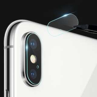 Iphone XS & XR Camera Tempered Glass