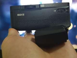 Meike Battery grip a6000/a6300