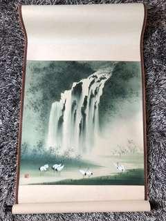 Chinese's Brush Painting - Artworks