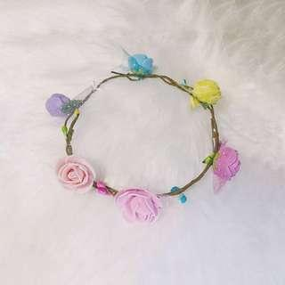 Flower Crown for BTS Doll