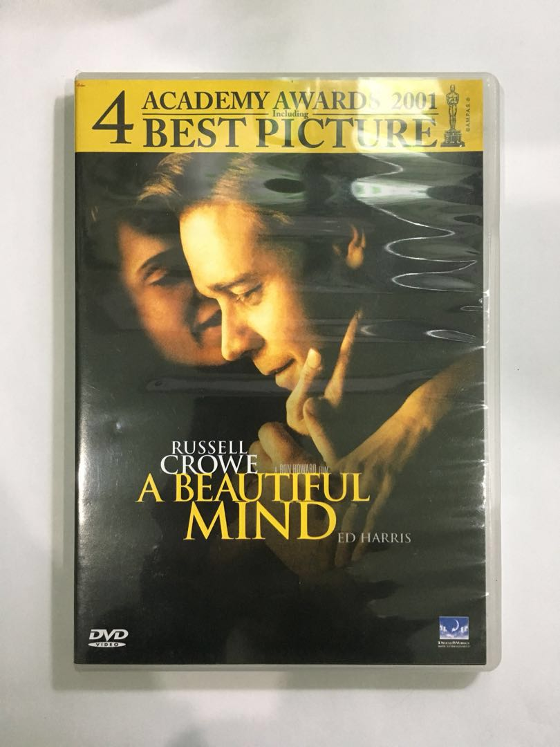 A Beautiful Mind Music Media CDs DVDs Other On Carousell