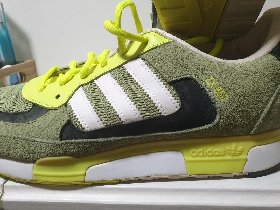 buy popular 3fc51 53f81 Adidas Originals ZX 850, Men's Fashion, Footwear, Sneakers ...