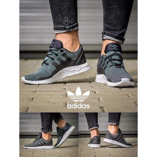 sports shoes 10673 3fb69 Adidas Originals ZX Flux Adv Tech - UK 9 / US 9.5