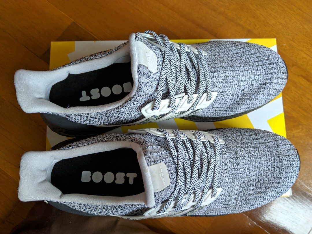 c2b78593382b9 adidas Ultra Boost 4.0 Oreo   Cookies and cream
