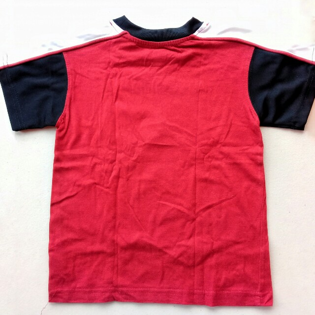 55ea0f463a9 AIR JORDAN TSHIRT SIZE 4T BOYS (RED AND BLACK), Babies & Kids, Boys'  Apparel, 4 to 7 Years on Carousell