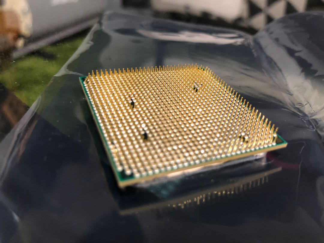 AMD Bulldozer FX-4130 Cpu 3 8ghz