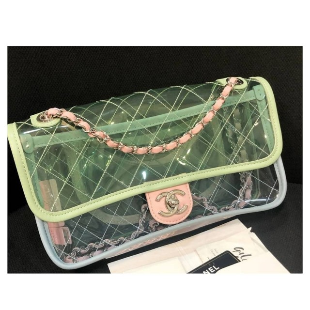 b22a45e7ae37 Authentic Chanel Coco Splash Medium Bag, Barangan Mewah, Beg dan Dompet di  Carousell