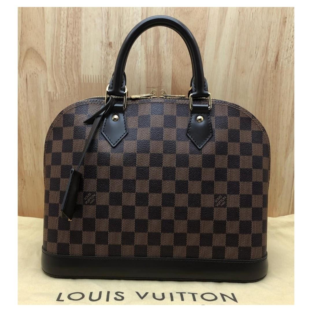 39efa21fc53f Authentic Louis Vuitton Alma PM Bag