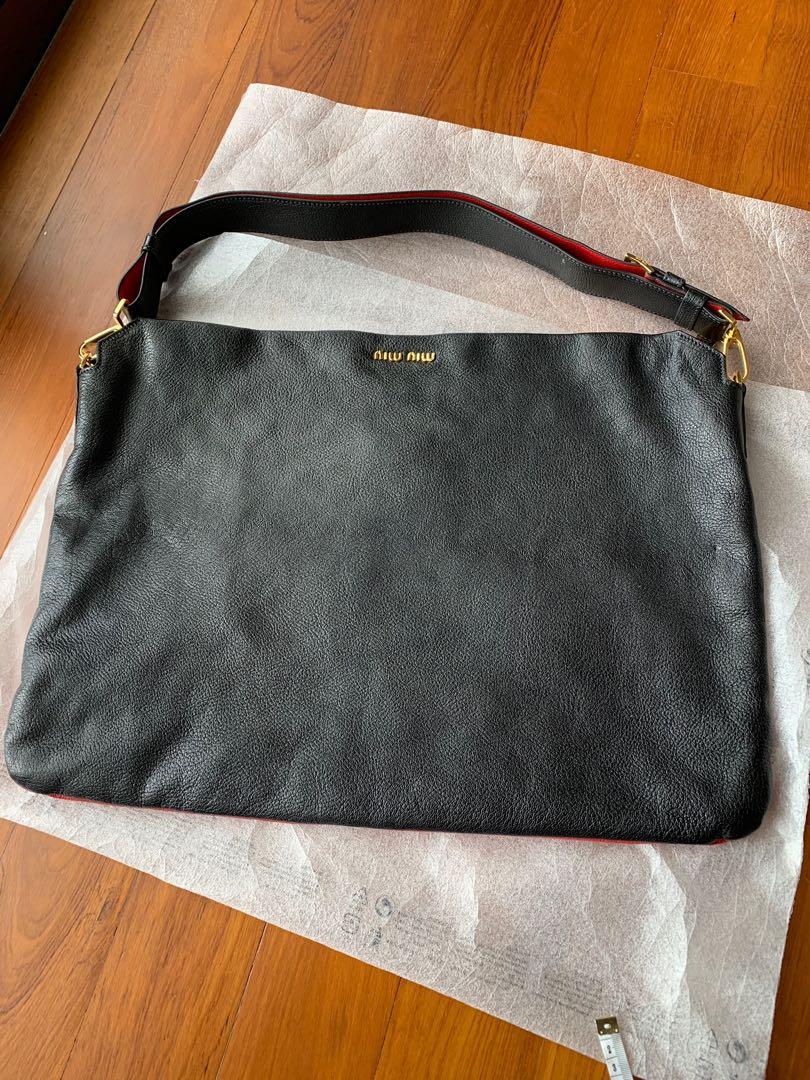 Brand New Miu Miu colour block bag d368cf46b927e