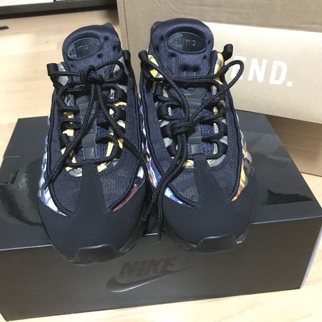 purchase cheap 92a54 eb56c Brand New Nike Air Max 95 ERDL, Men s Fashion, Footwear, Sneakers on ...