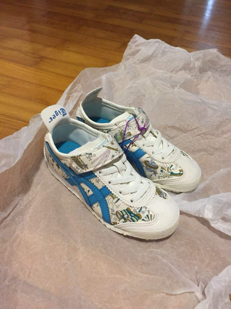big sale 2b02d a8365 BRAND NEW ONITSUKA TIGER KIDS LIMITED EDITION LIBERTY ...