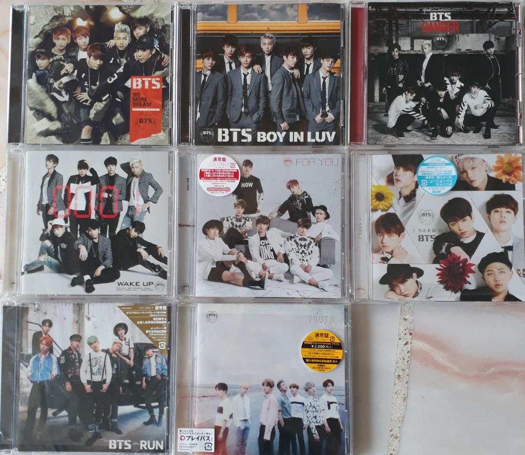 bts japanese albums 1545202188 60514b2d