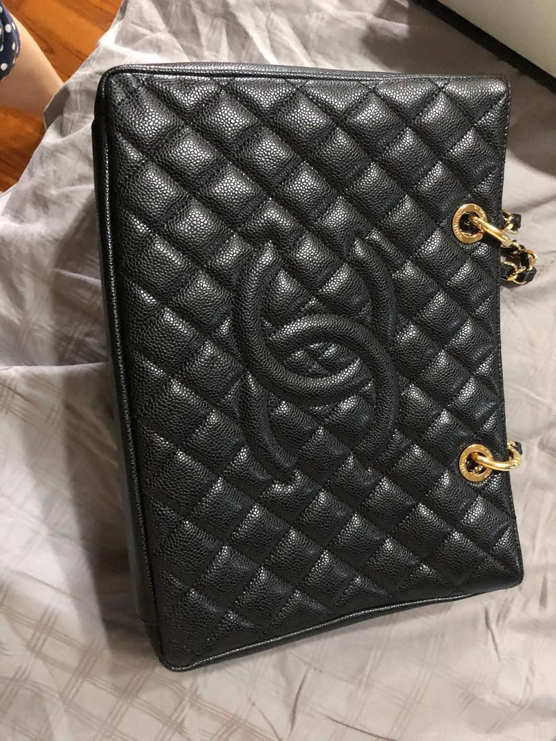 135a72c376ad9 Chanel Bag GST authentic 95%new