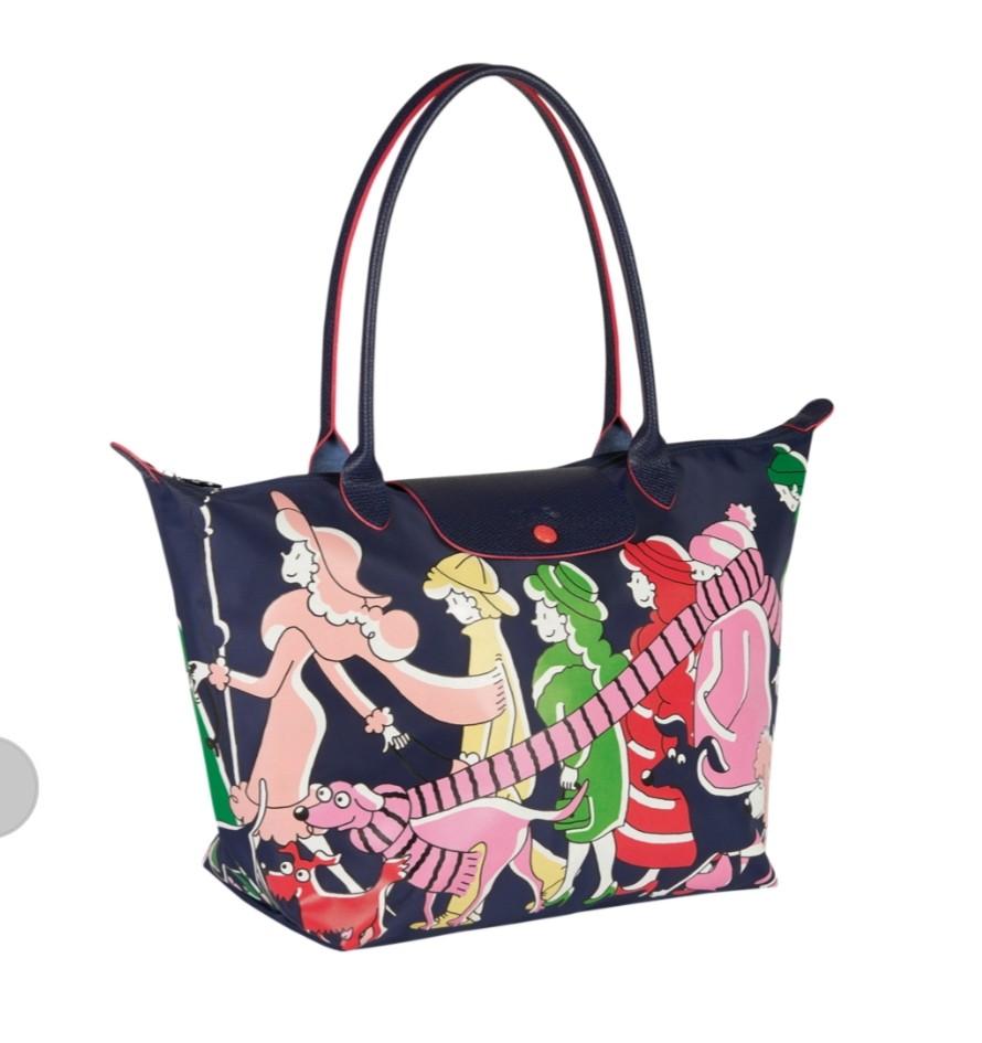 9d5e9dccd60 Cloe Floirat Longchamp Tote Bag (L), Luxury, Bags   Wallets, Handbags on  Carousell