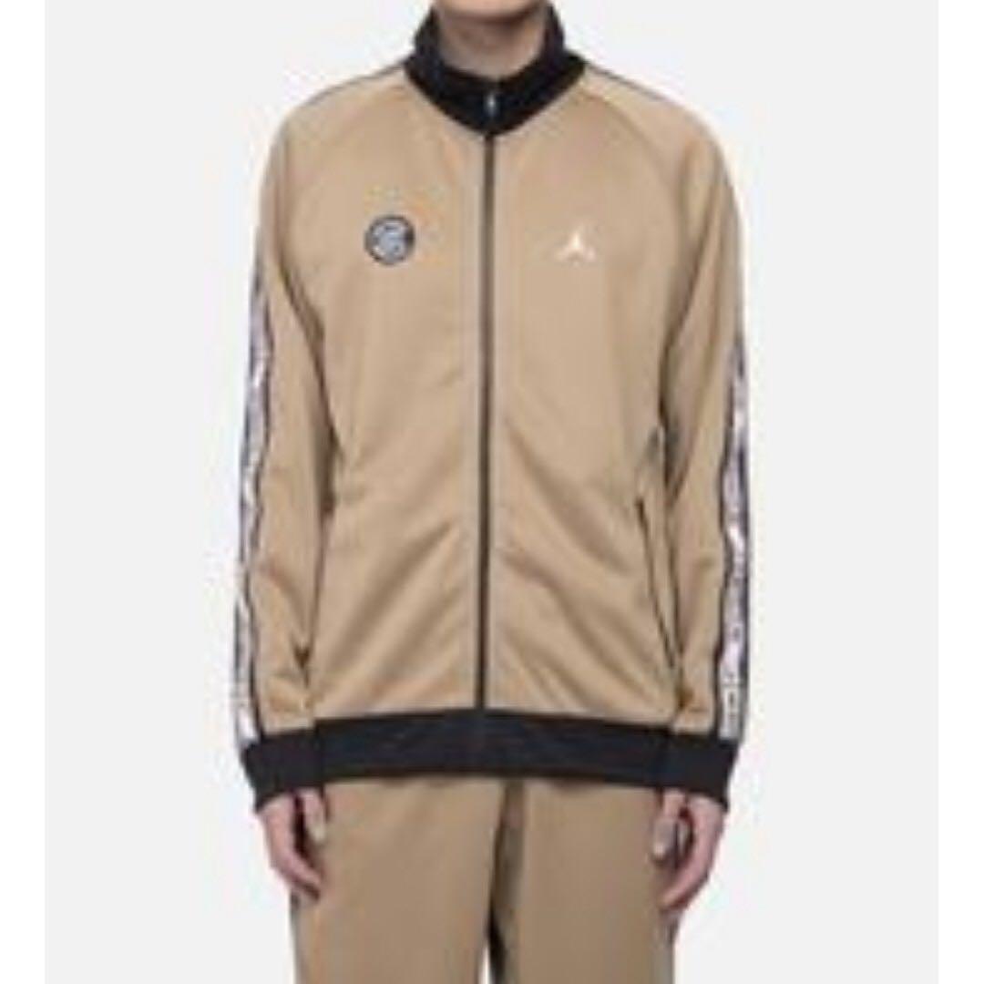 e3e809e41143e7 Clot X Jordan Tricot Jacket (L size)