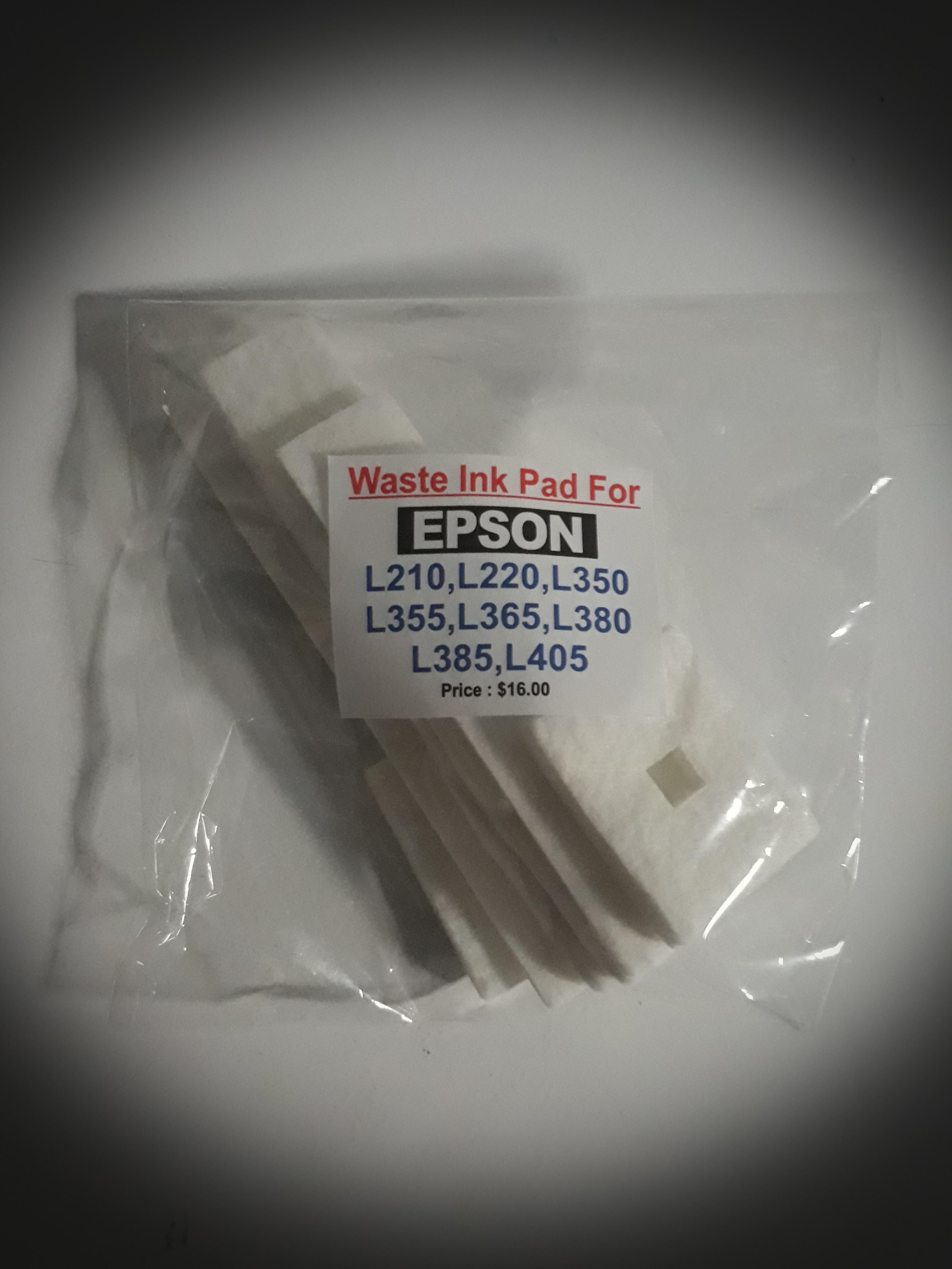 Rose Glen North Dakota ⁓ Try These Epson L355 Ink Pad