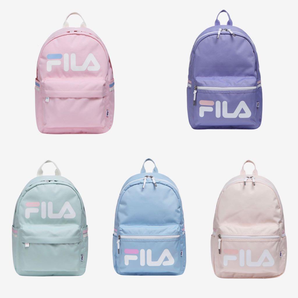 Fila Pastel Color Backpack