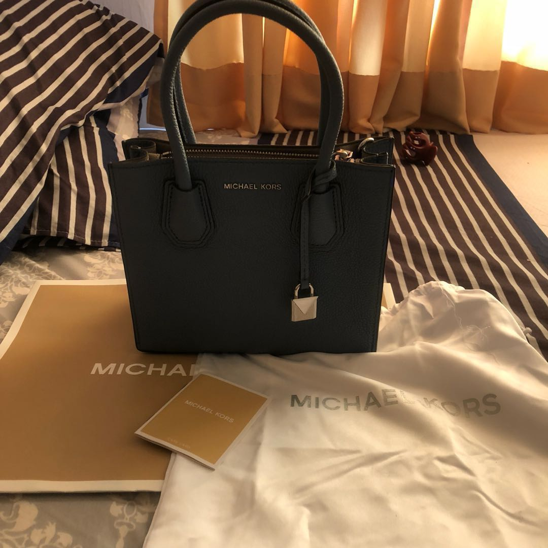 a8de3ad431f3c2 FLASH SALE!!! michael kors mercer authentic bag / tas mk original, Women's  Fashion, Women's Bags & Wallets on Carousell