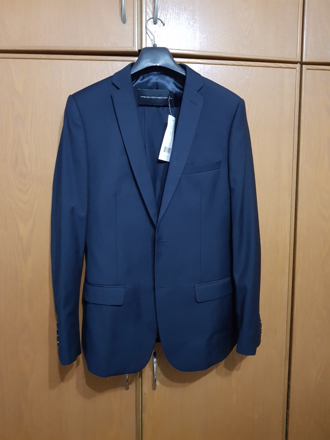 9a303ebe7bc FRENCH CONNECTION Navy Blue Blazer / Suit, Men's Fashion, Clothes ...