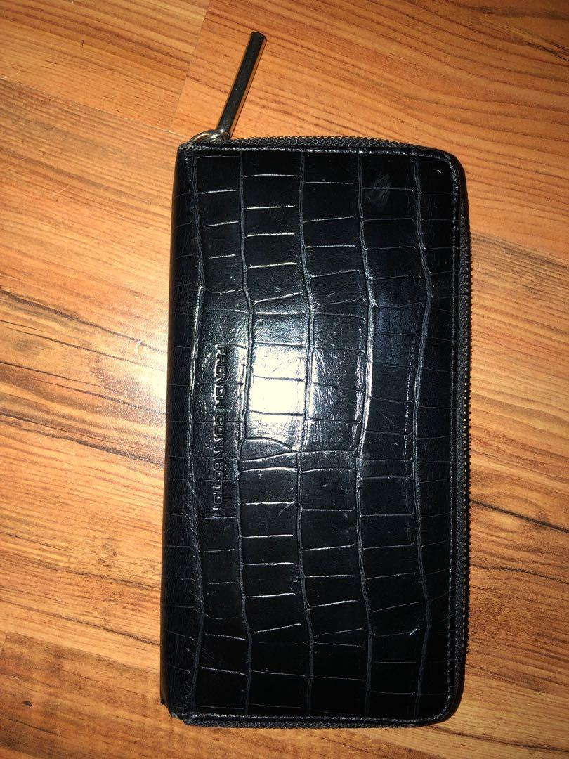 French connection wallet purse