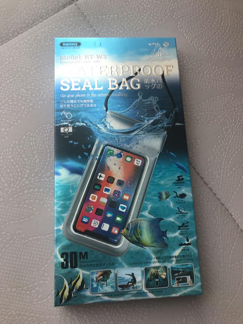 new product 8b52d 2bcec Handphone waterproof casing